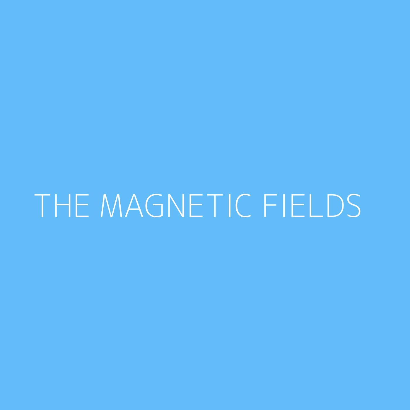 The Magnetic Fields Playlist Artwork