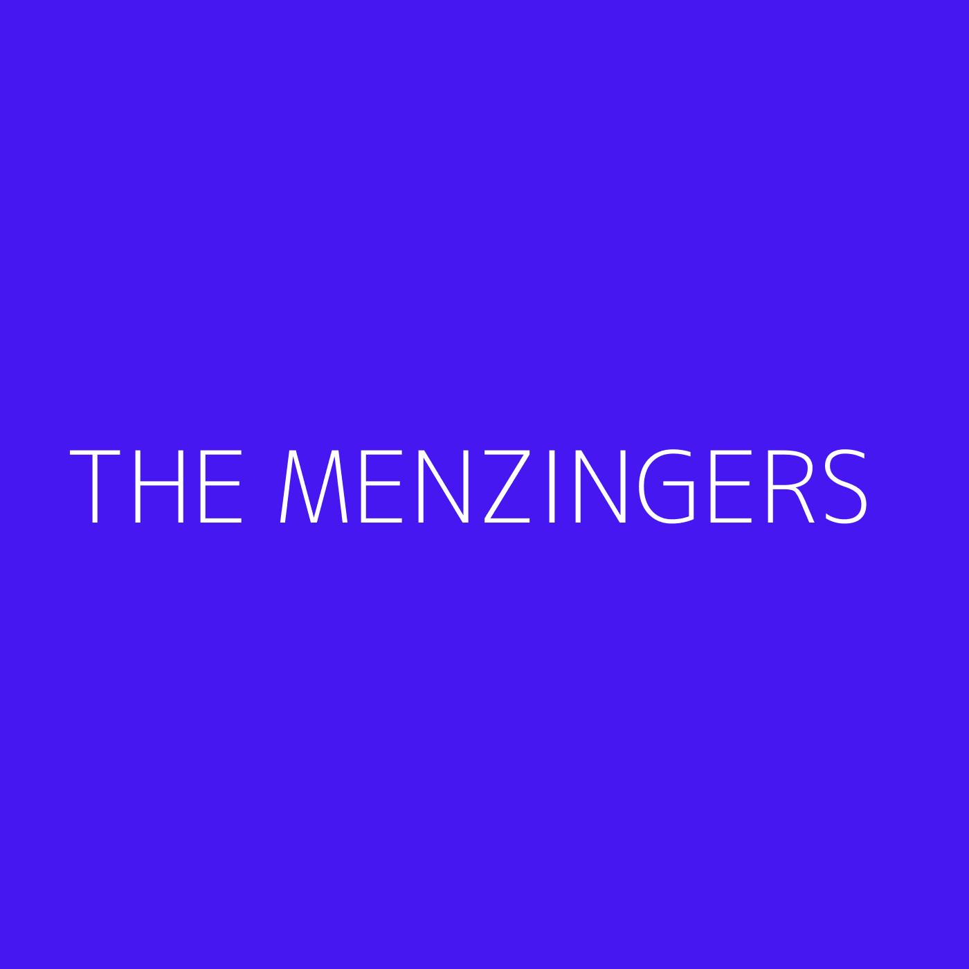 The Menzingers Playlist Artwork