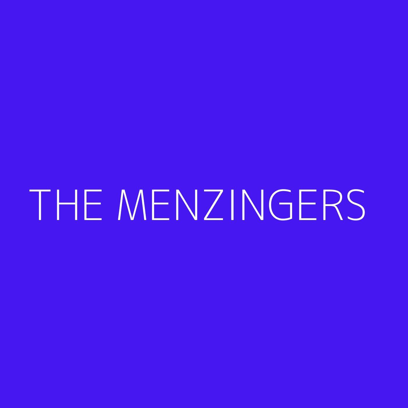 The Menzingers Playlist Artwork