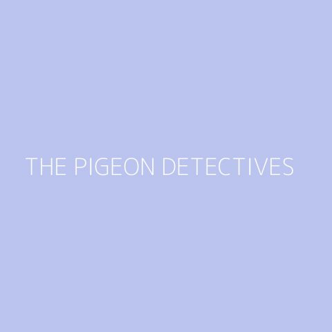 The Pigeon Detectives Playlist – Most Popular