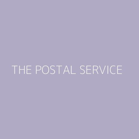 The Postal Service Playlist – Most Popular