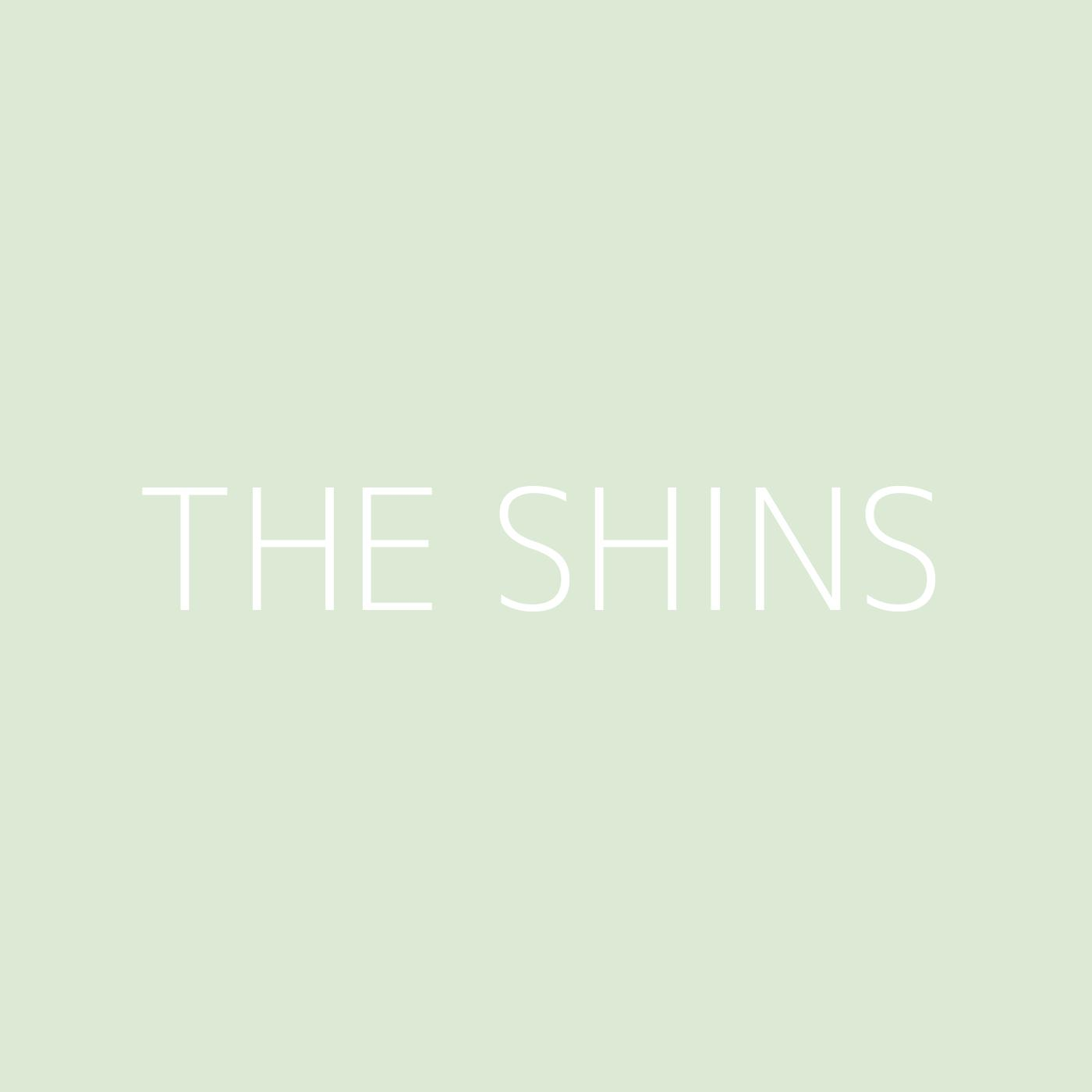The Shins Playlist Artwork