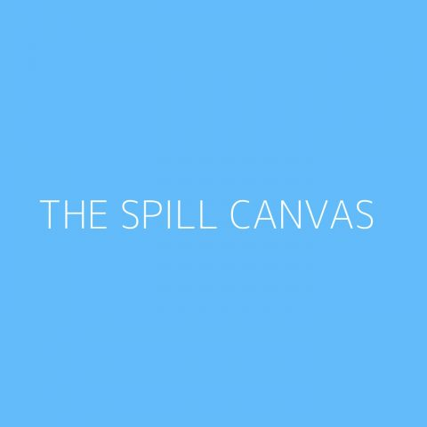 The Spill Canvas Playlist – Most Popular
