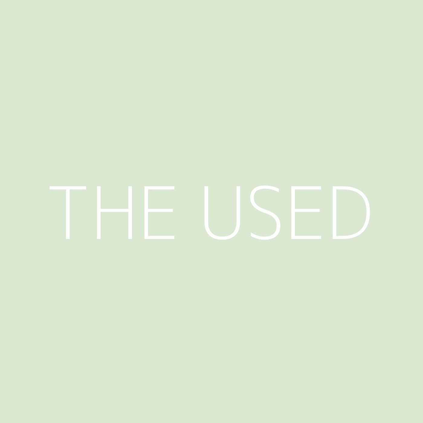 The Used Playlist Artwork