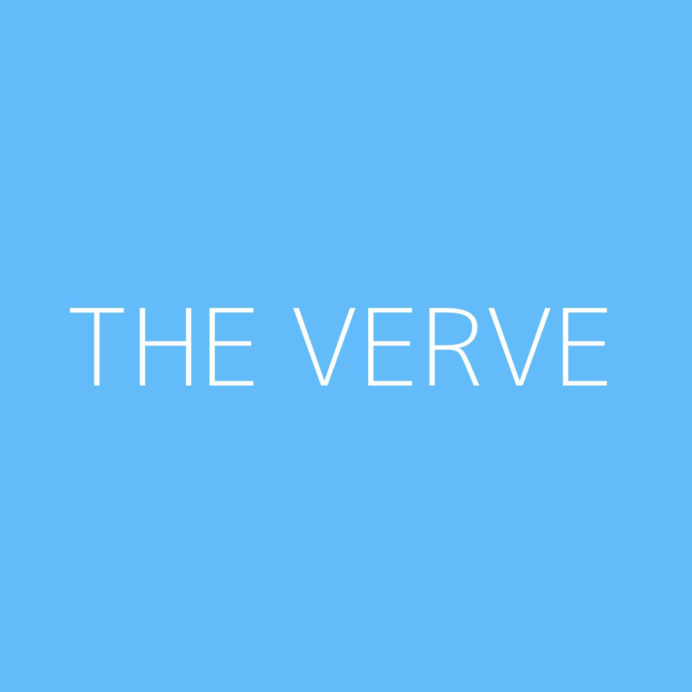 The Verve Playlist Artwork