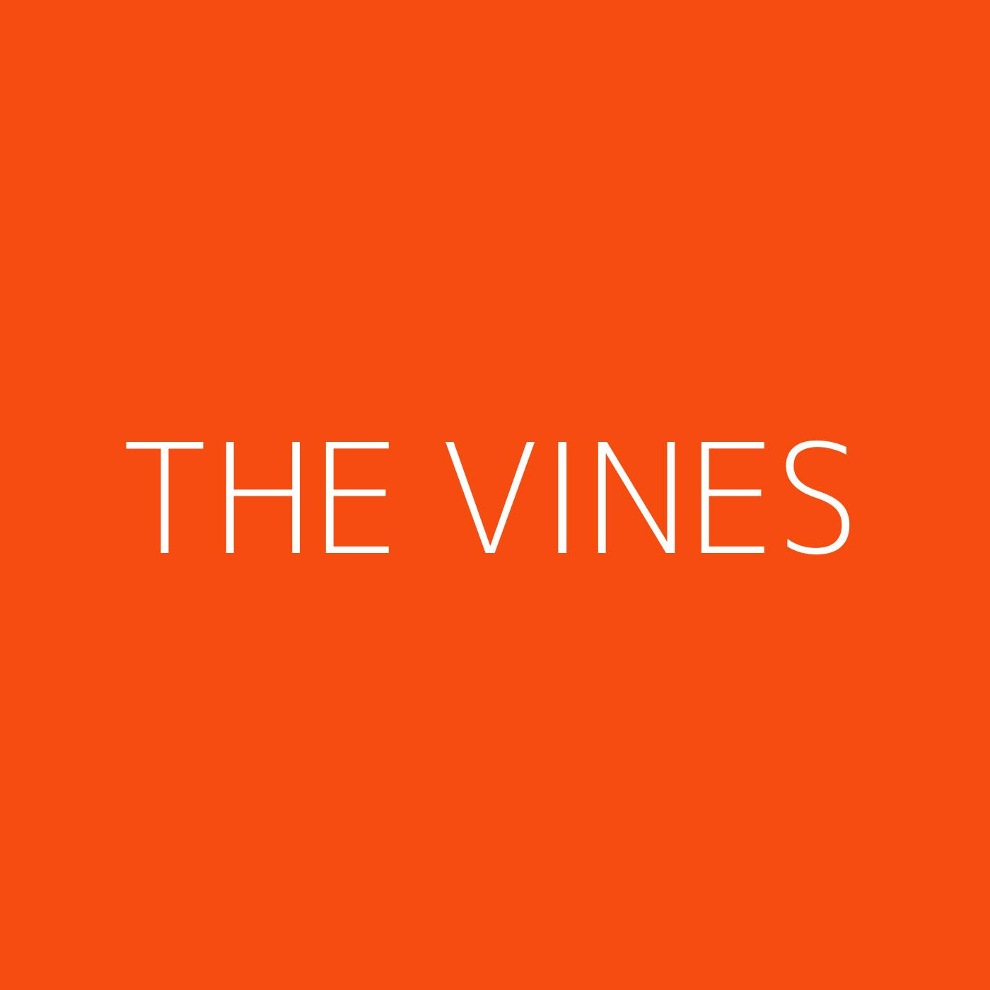 The Vines Playlist Artwork