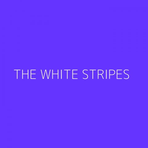 The White Stripes Playlist – Most Popular
