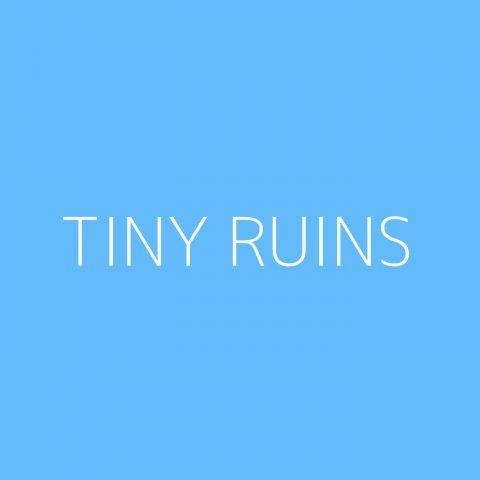 Tiny Ruins Playlist – Most Popular