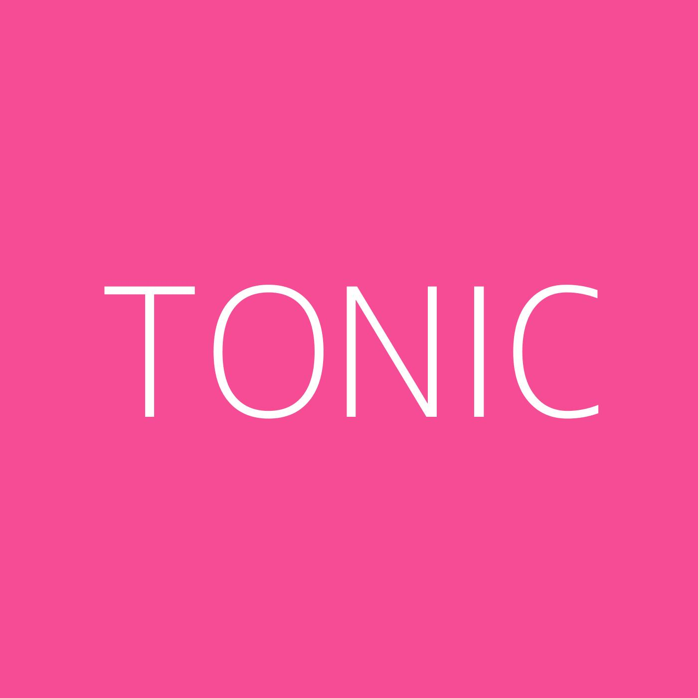 Tonic Playlist Artwork