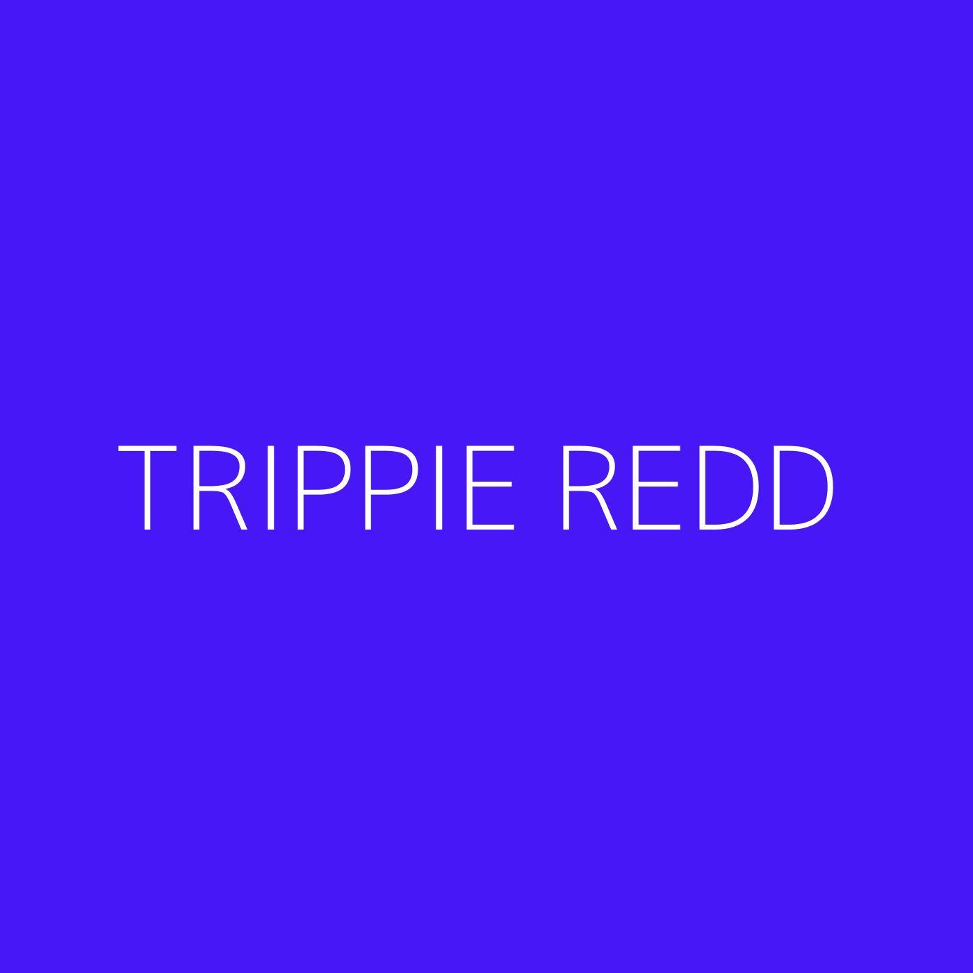Trippie Redd Playlist Artwork