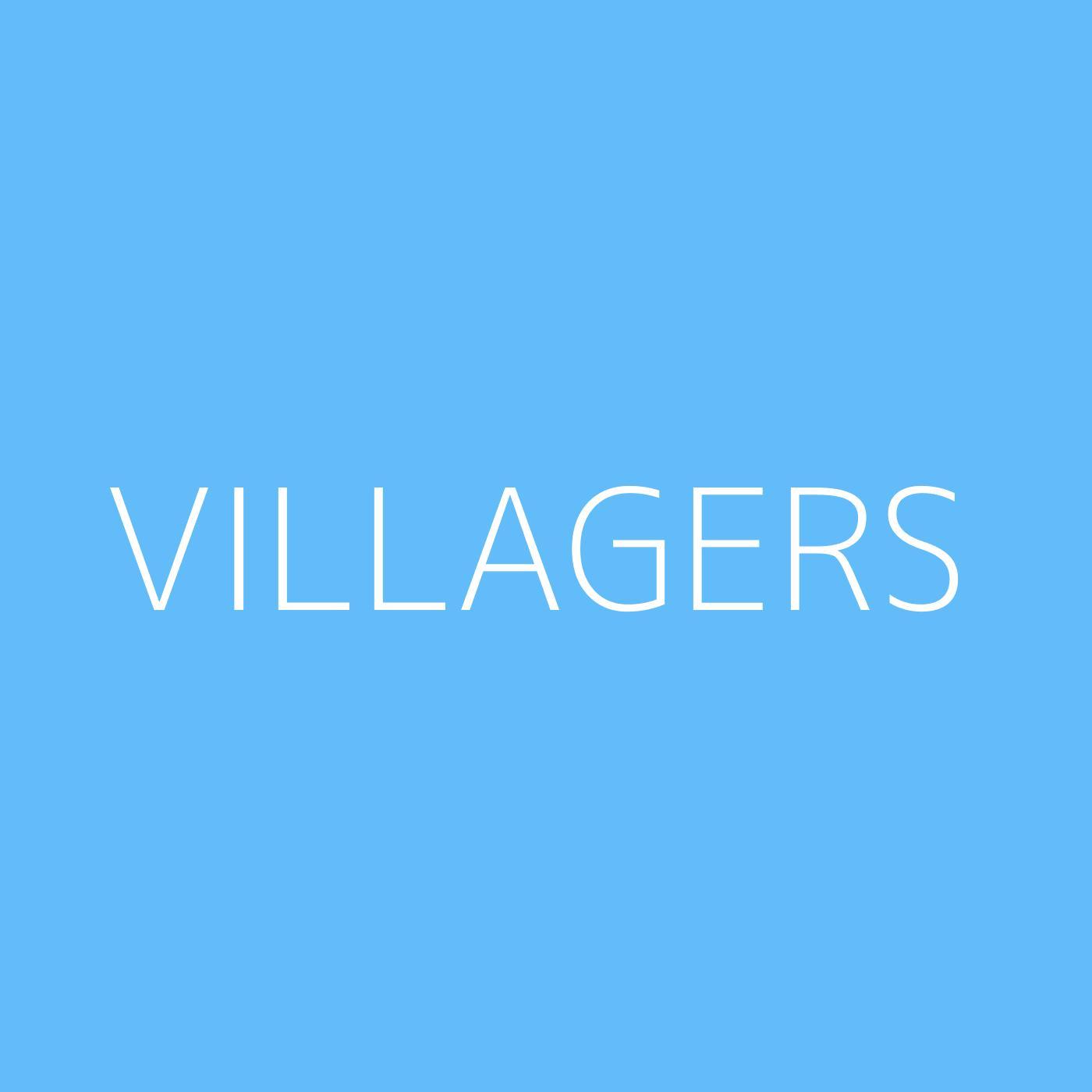 Villagers Playlist Artwork