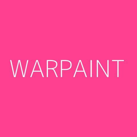 Warpaint Playlist – Most Popular