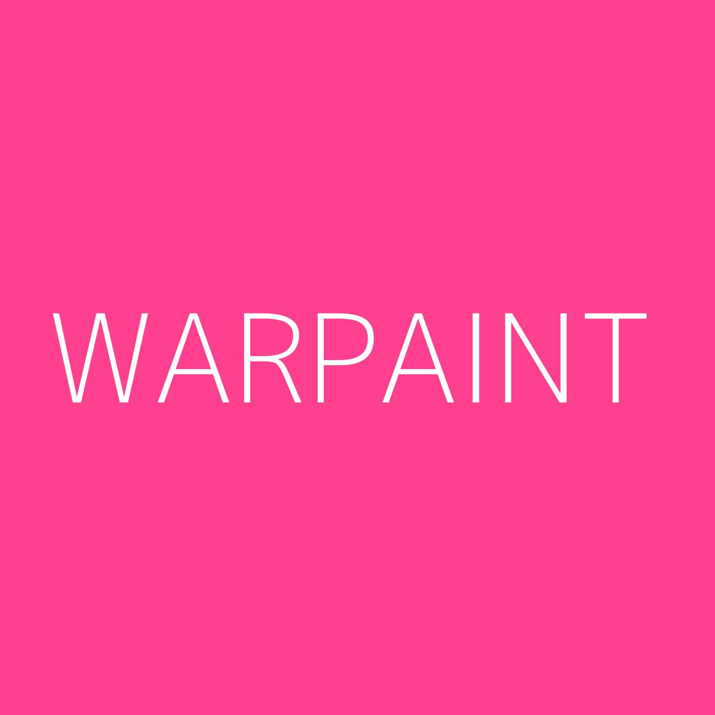 Warpaint Playlist Artwork