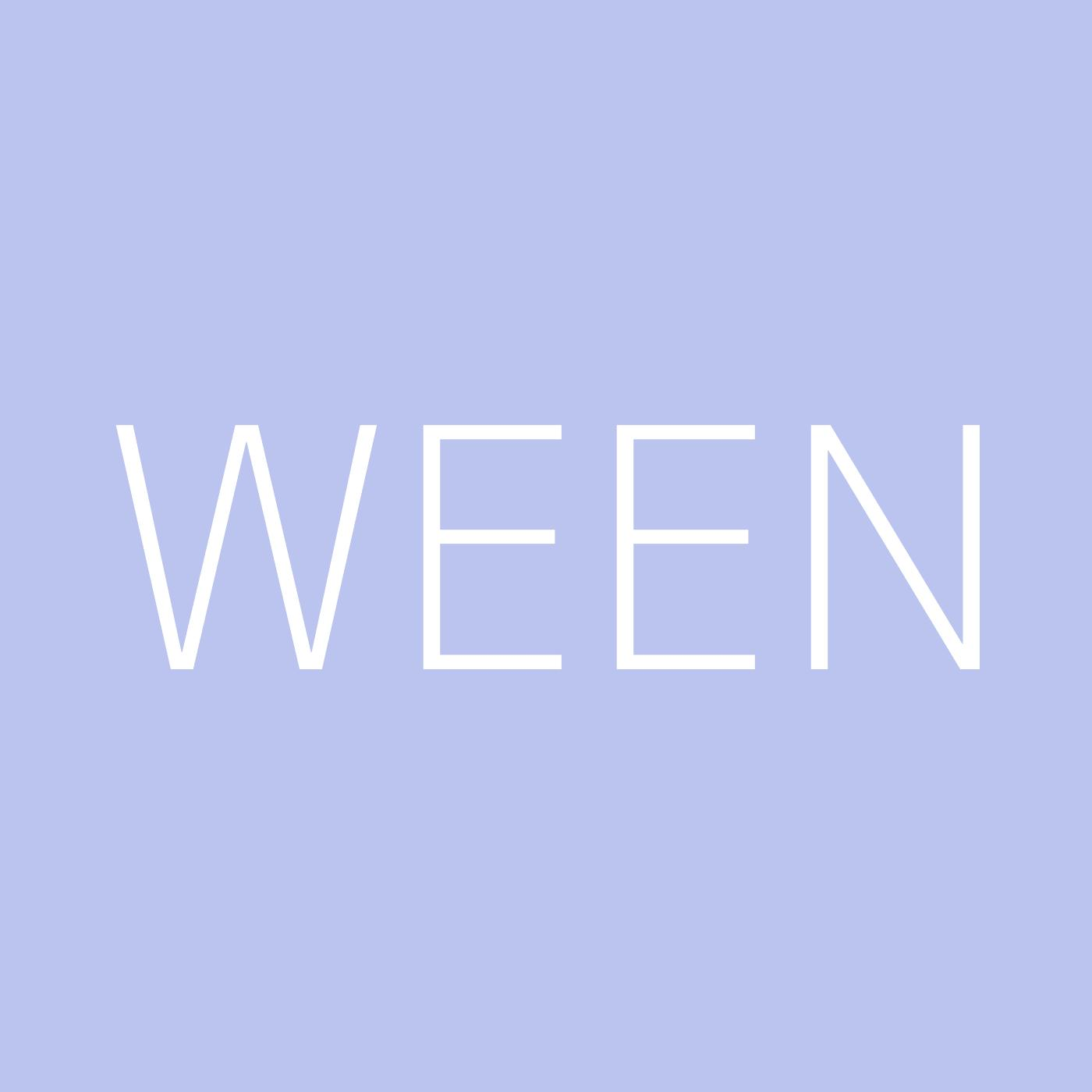 Ween Playlist Artwork