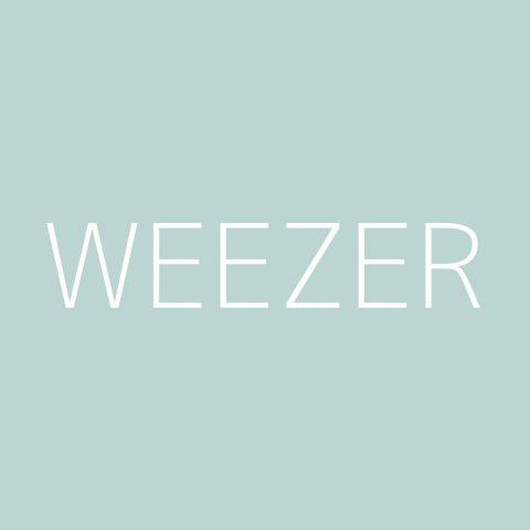 Weezer Playlist – Most Popular