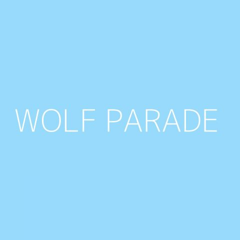 Wolf Parade Playlist – Most Popular