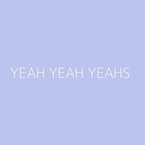 Yeah Yeah Yeahs Playlist – Most Popular