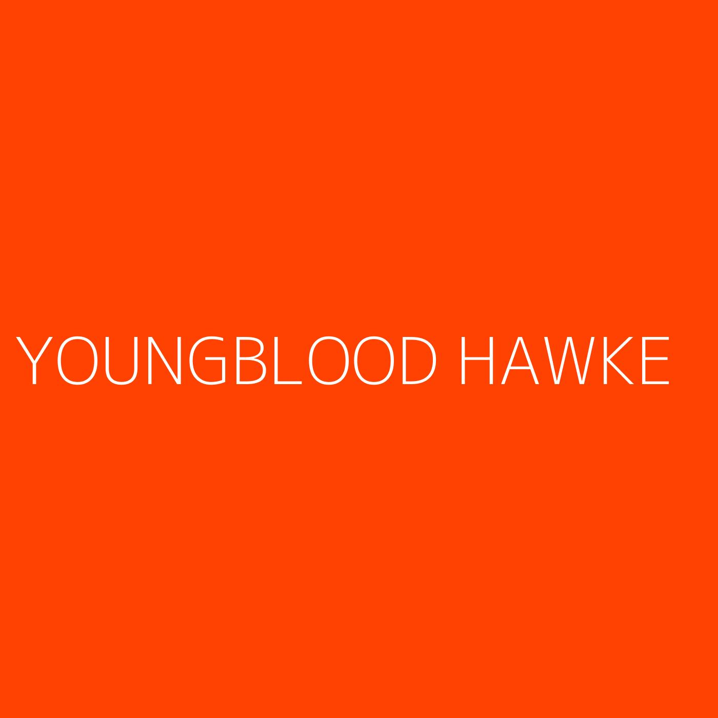 Youngblood Hawke Playlist Artwork