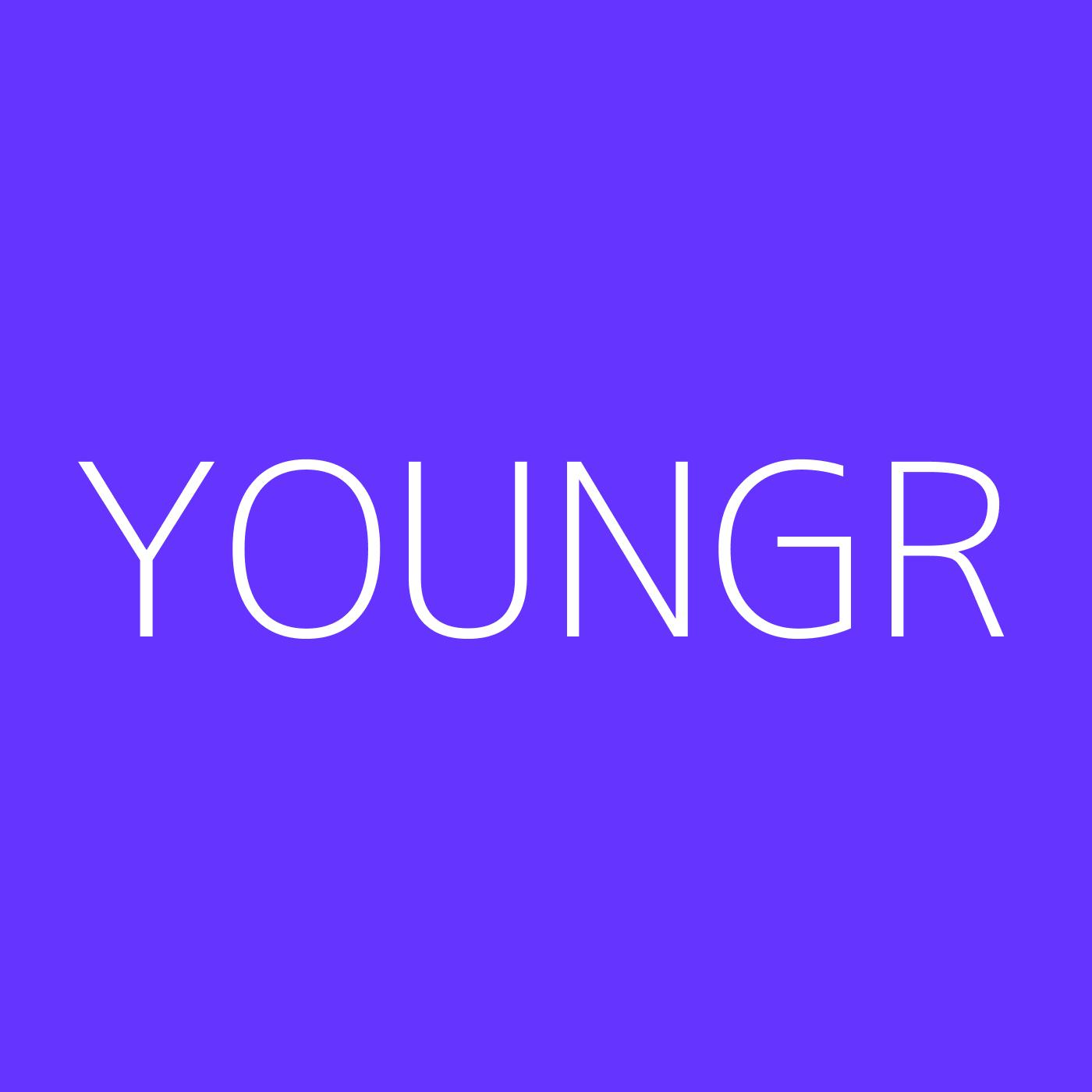Youngr Playlist Artwork