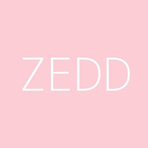 Zedd Playlist – Most Popular